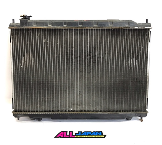 Радиатор охлаждения двигателя Nissan Murano PZ50 2002 передний (б/у)