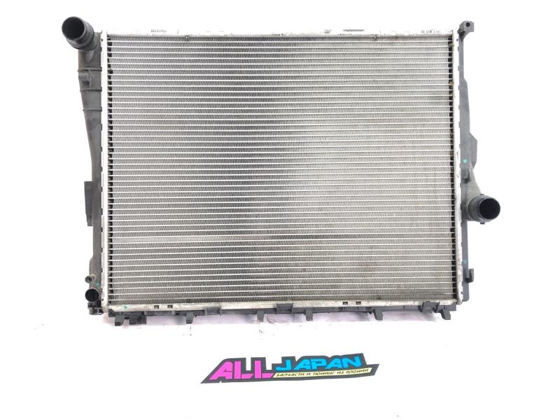 Радиатор охлаждения двигателя Bmw 3-Series E46 2001 передний (б/у)