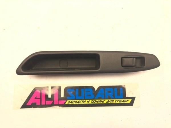 Блок управления стеклоподъемниками Subaru Forester SG 2002 левый (б/у)