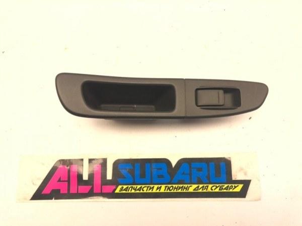 Блок управления стеклоподъемниками Subaru Impreza Wrx Sti GD 2005 левый (б/у)