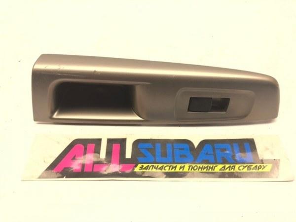 Блок управления стеклоподъемниками Subaru Impreza Wrx Sti GRB 2007 передний правый (б/у)