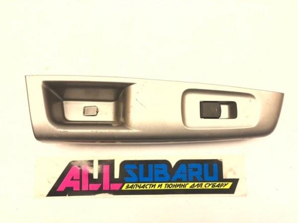 Блок управления стеклоподъемниками Subaru Impreza Wrx Sti GRB 2007 передний левый (б/у)