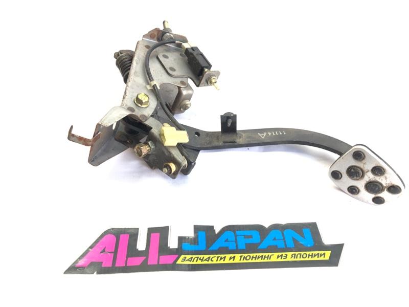 Педальный узел Subaru Impreza Wrx Sti GD 2000 передний (б/у)