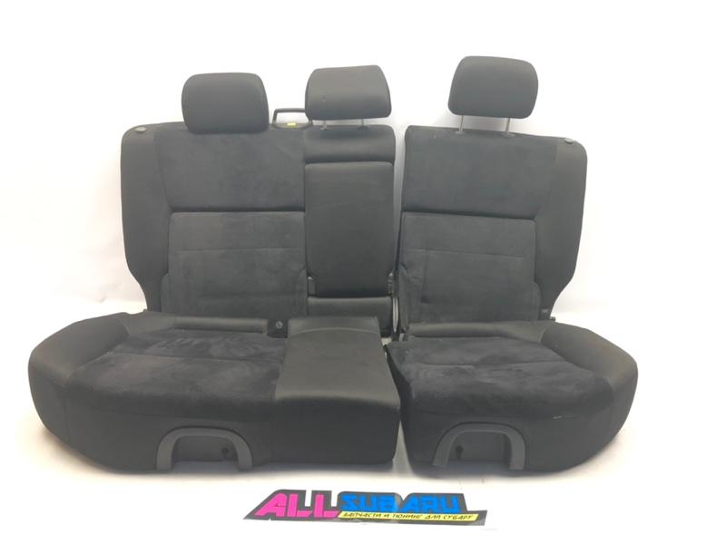 Сиденье Subaru Forester SG 2002 заднее (б/у)