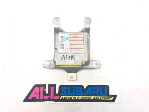 Блок управления airbag, srs Subaru Impreza Wrx GH EJ20X 2007 (б/у)