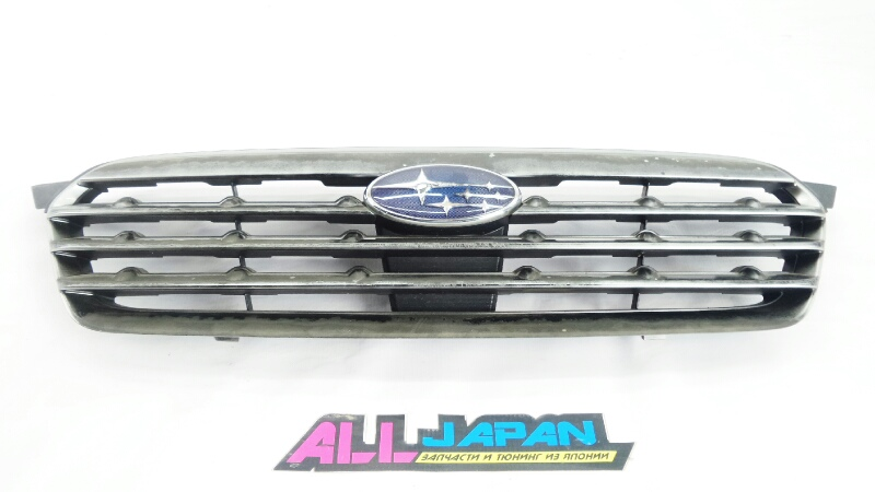 Решётка радиатора Subaru Outback BP 2006 передняя (б/у)