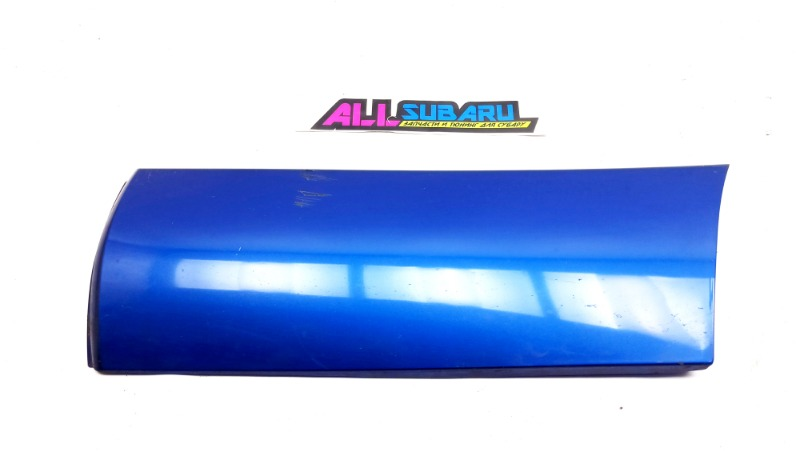 Молдинг кузова, накладка двери Subaru Forester SG 2002 (б/у)