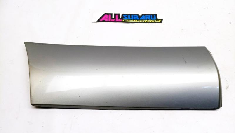 Молдинг кузова, накладка двери Subaru Forester SG 2002 задний правый (б/у)