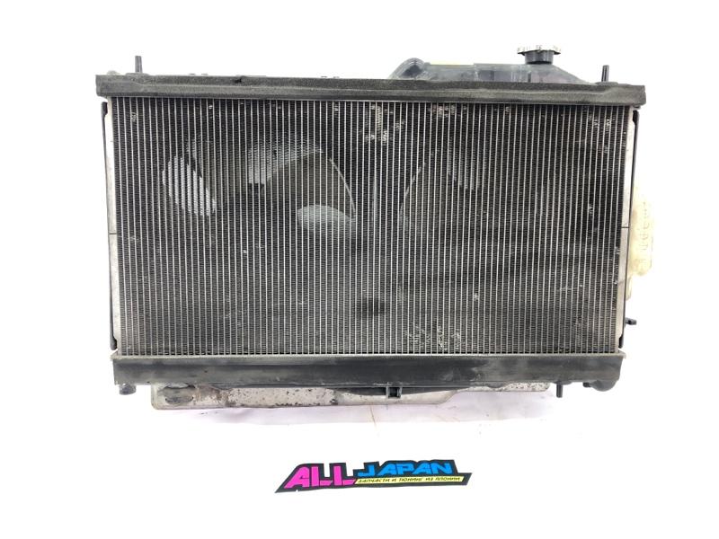 Радиатор охлаждения двигателя Subaru Legacy BL9 EJ25 2006 передний (б/у)