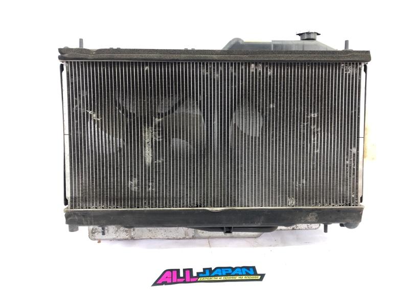 Радиатор охлаждения двигателя Subaru Legacy BL9 2006 передний (б/у)