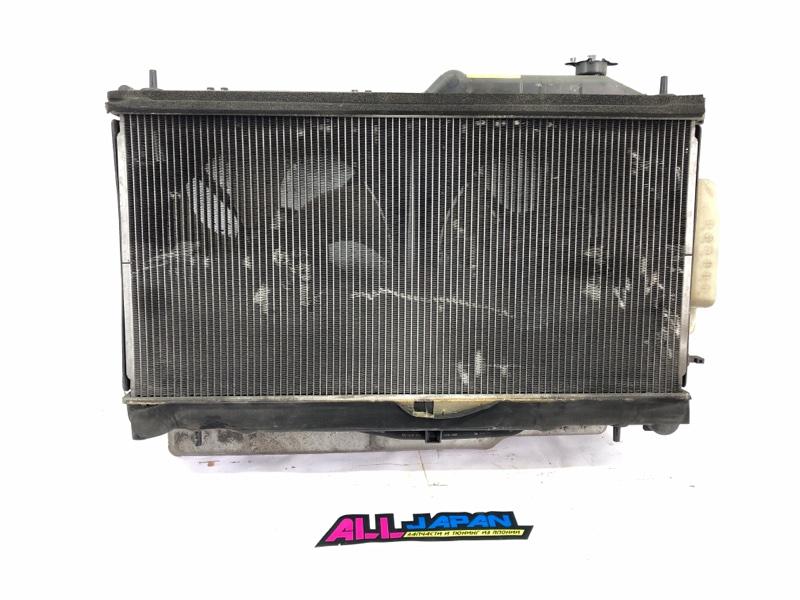 Радиатор охлаждения двигателя Subaru Outback BP9 2006 передний (б/у)