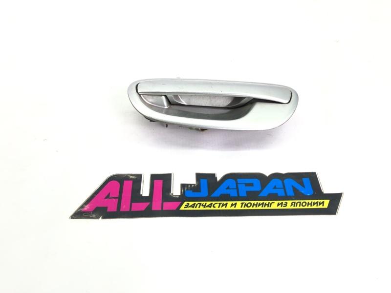 Ручка двери Subaru Legacy BP 2006 задняя левая (б/у)