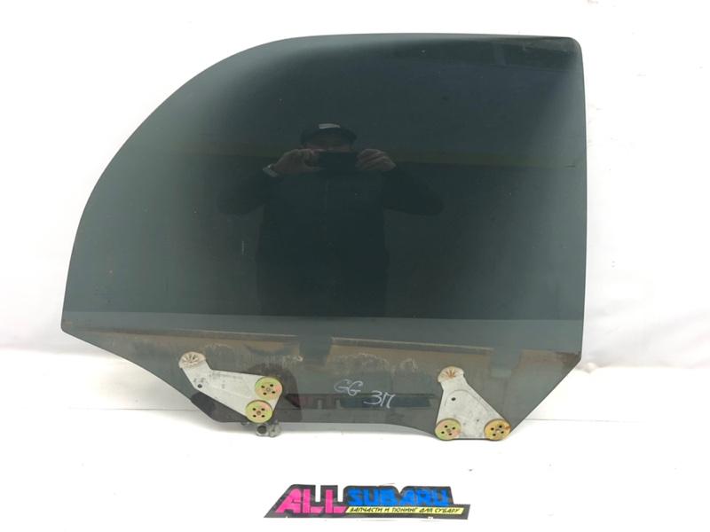 Стекло двери Subaru Impreza Wrx Sti GG 2000 заднее правое (б/у)