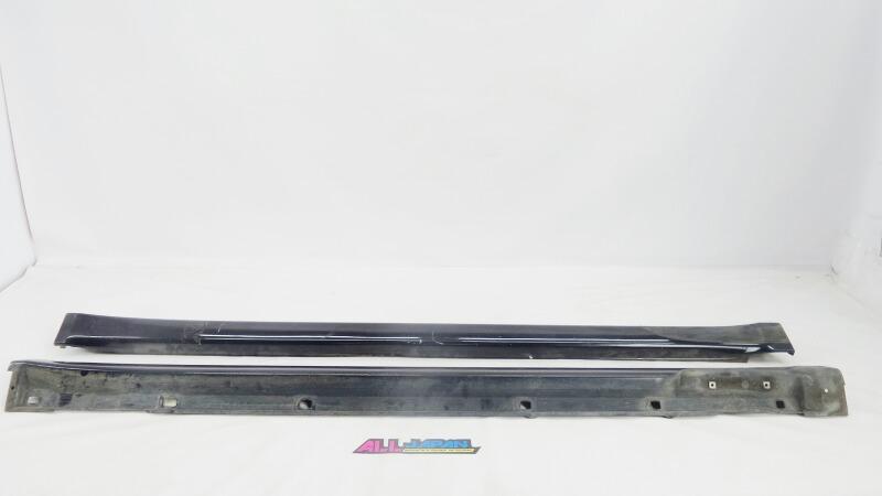 Порог, накладка Subaru Legacy BP 2006 (б/у)
