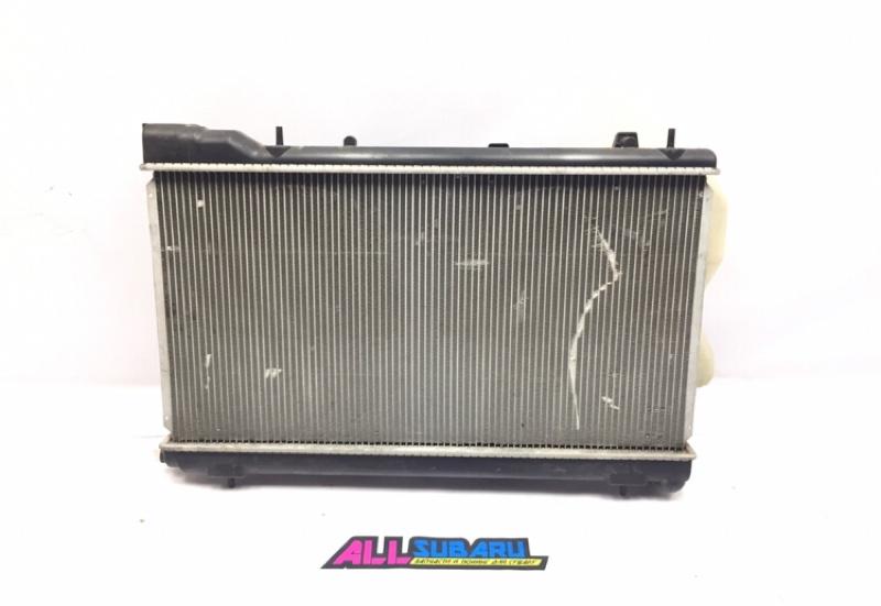 Радиатор охлаждения двигателя Subaru Forester SG 2002 (б/у)