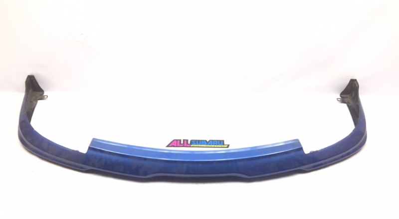 Накладка бампера, губа Subaru Impreza Wrx Sti GD 2006 (б/у)