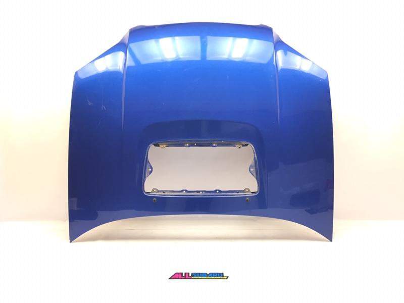 Капот Subaru Impreza Wrx Sti GD 2003 передний (б/у)