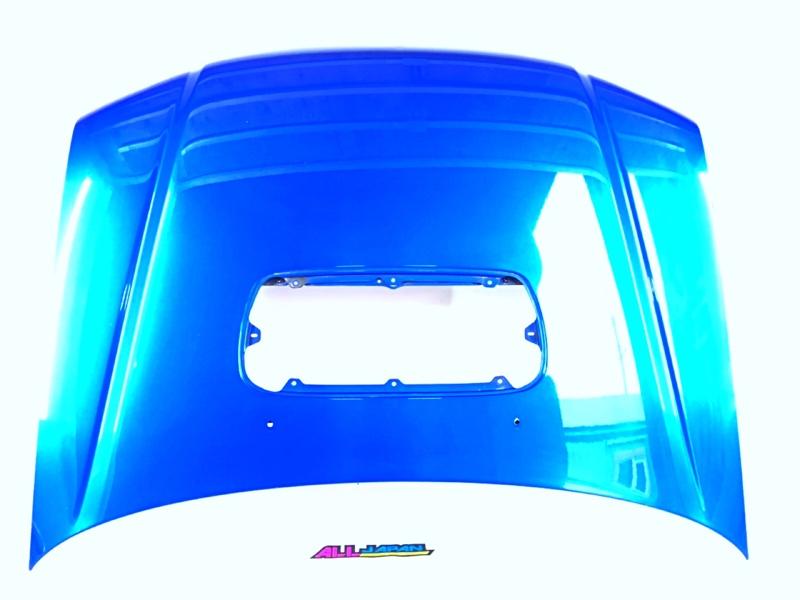 Капот Subaru Forester SG 2002 передний (б/у)