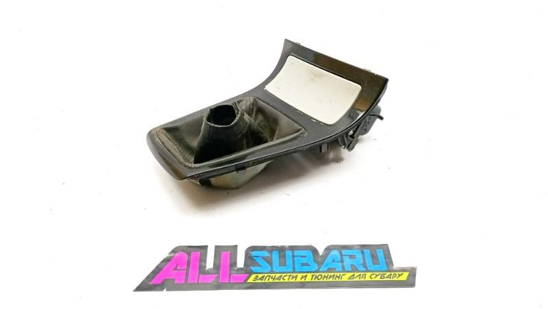 Рамка кулисы Subaru Forester SG 2005 (б/у)