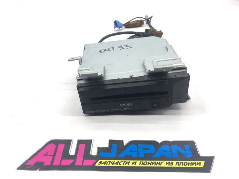 Навигационная система Subaru Legacy BL 2003 (б/у)