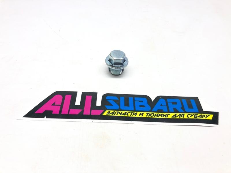 Пробка сливная маслоподдона Новое Subaru Impreza GC EJ20X 1992