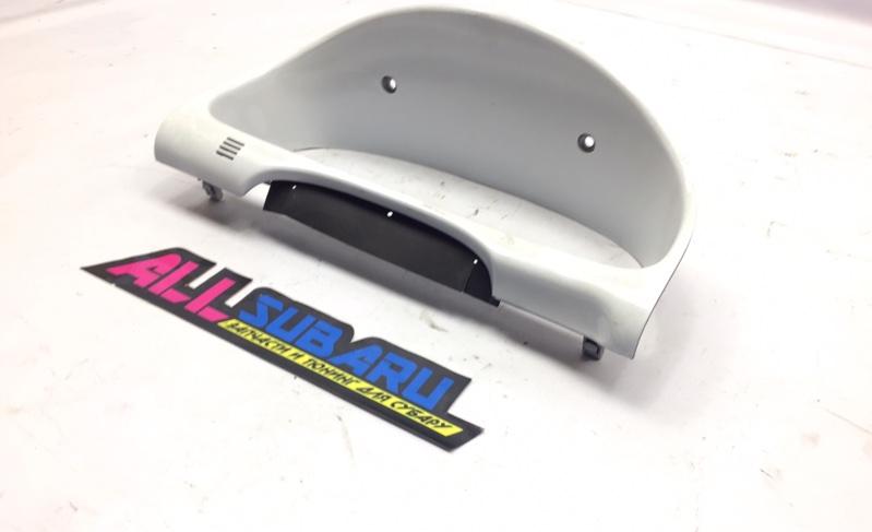 Рамка приборной панели Subaru Impreza Wrx Sti GC 1992 передняя (б/у)