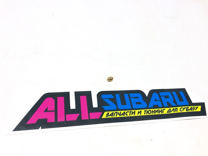 Рестриктор турбины Subaru Impreza Wrx GC EJ205 1996