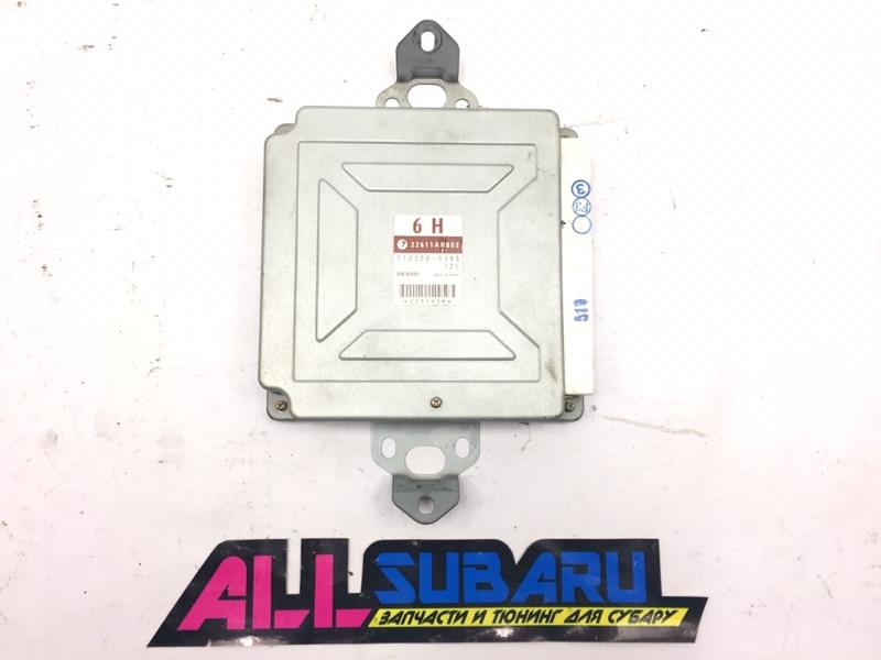 Блок управления двигателя, мозг Subaru Impreza Wrx GDA EJ205 2003 (б/у)