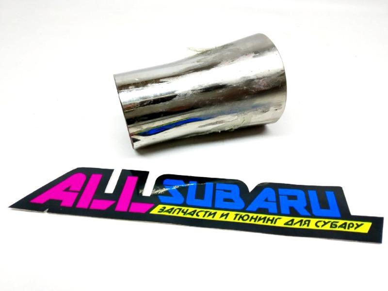 Выхлопная система, труба переходная Subaru