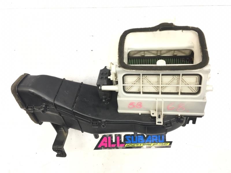 Моторчик печки Subaru Impreza Wrx Sti GD 2000 (б/у)