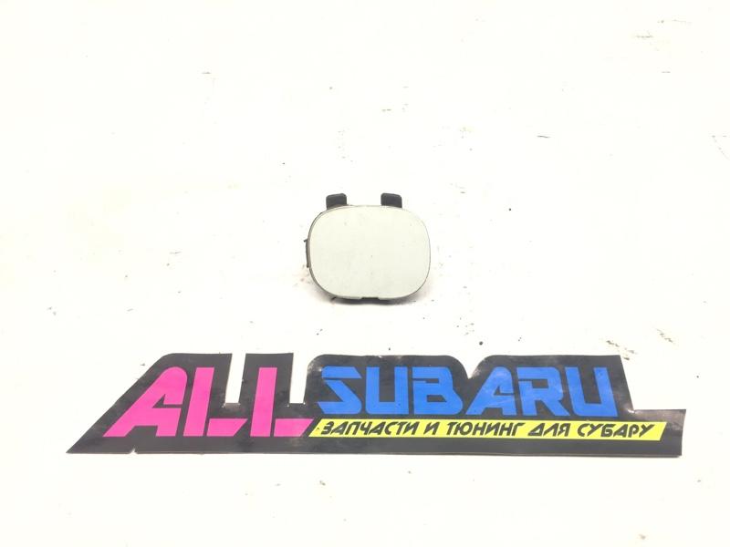 Накладка бампера, заглушка Subaru Impreza Wrx Sti GD EJ205 2005 передняя (б/у)