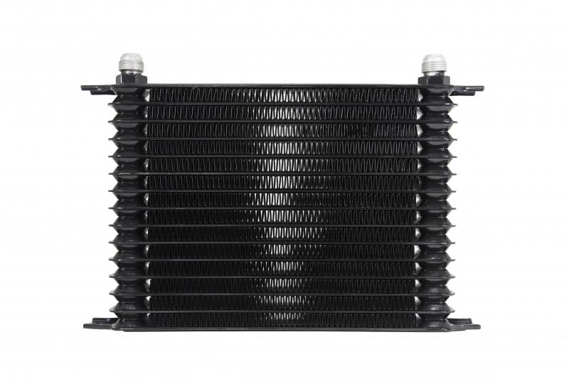 Масляный радиатор, маслокулер 15 рядов Subaru