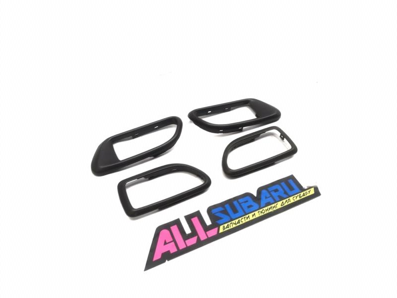 Рамка дверной ручки Subaru Impreza Wrx Sti GD 2000 (б/у)