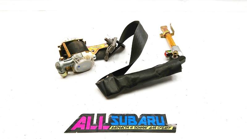Ремень безопасности Subaru Forester SG 2002 передний правый (б/у)