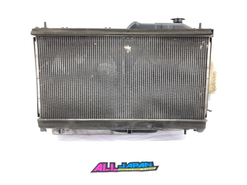 Радиатор охлаждения двигателя Subaru Exiga YA9 2008 передний (б/у)