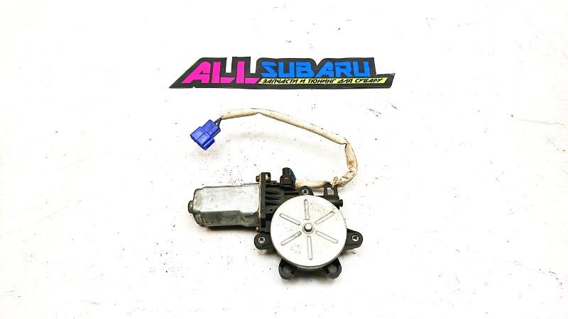 Моторчик стеклоподъемника Subaru Impreza Wrx Sti GDB EJ207 2000 передний левый (б/у)