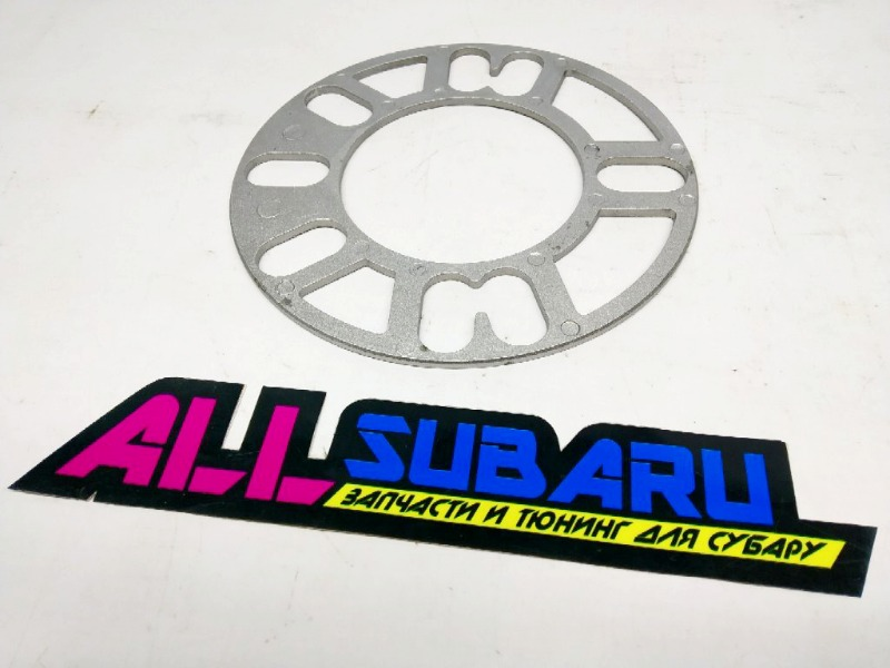 Проставка колесная 3 мм. Subaru