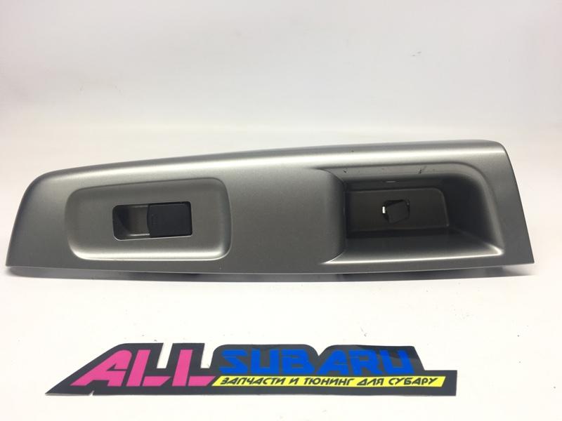 Блок управления стеклоподъемниками Subaru Impreza Wrx Sti GRF EJ257 2009 передний левый (б/у)