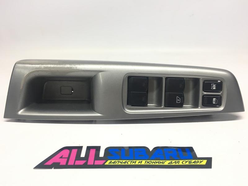 Блок управления стеклоподъемниками Subaru Impreza Wrx Sti GRF EJ257 2009 передний правый (б/у)
