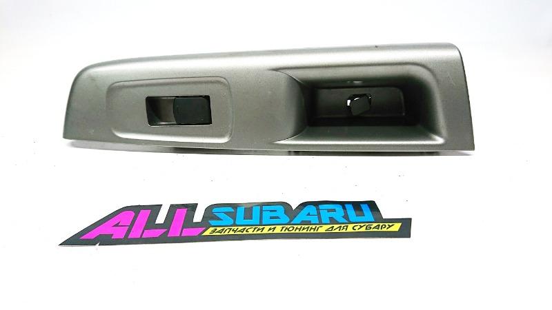 Блок управления стеклоподъемниками Subaru Impreza Wrx Sti GRF EJ257 2009 задний левый (б/у)