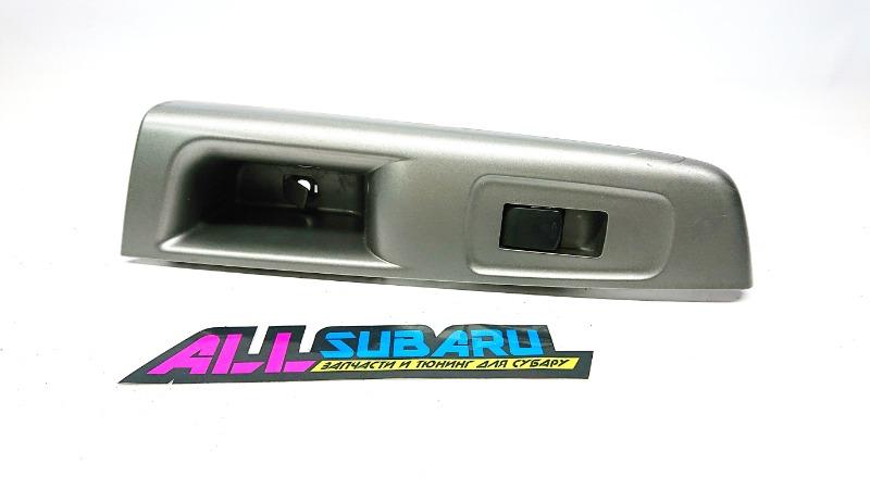 Блок управления стеклоподъемниками Subaru Impreza Wrx Sti GRF EJ257 2009 задний правый (б/у)