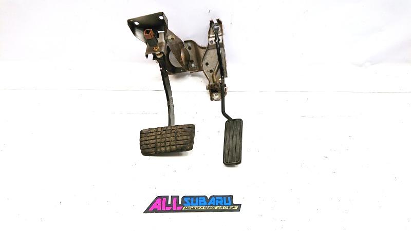 Педальный узел Subaru Forester SF EJ205 2000 (б/у)
