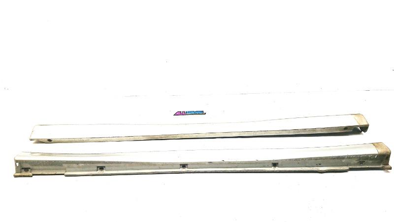 Порог, накладка Subaru Forester SF EJ205 2000 (б/у)