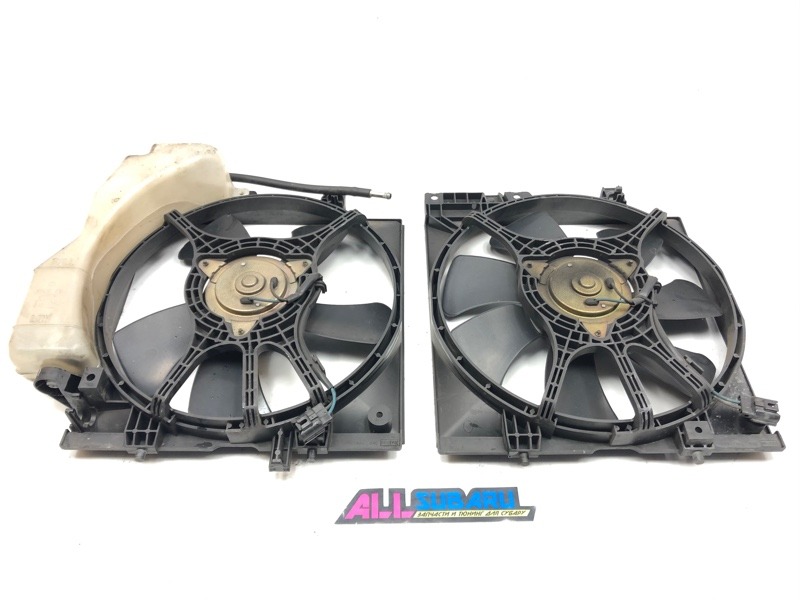 Вентилятор охлаждения двигателя Subaru Forester SF EJ205 2000 (б/у)