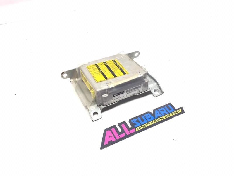 Блок управления airbag, srs Subaru Forester SF EJ205 2000 (б/у)