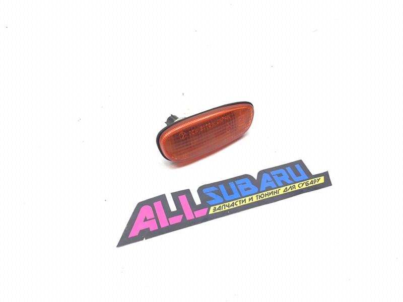 Поворотник в крыло Subaru Impreza Wrx Sti GC 1993 передний правый (б/у)