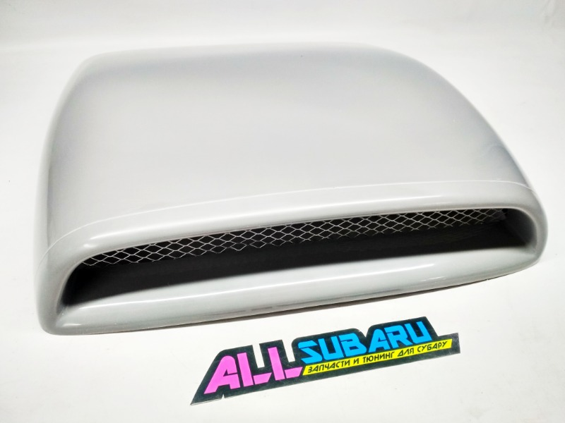 Накладка кузова, кепка Subaru Impreza Wrx Sti GD 2000