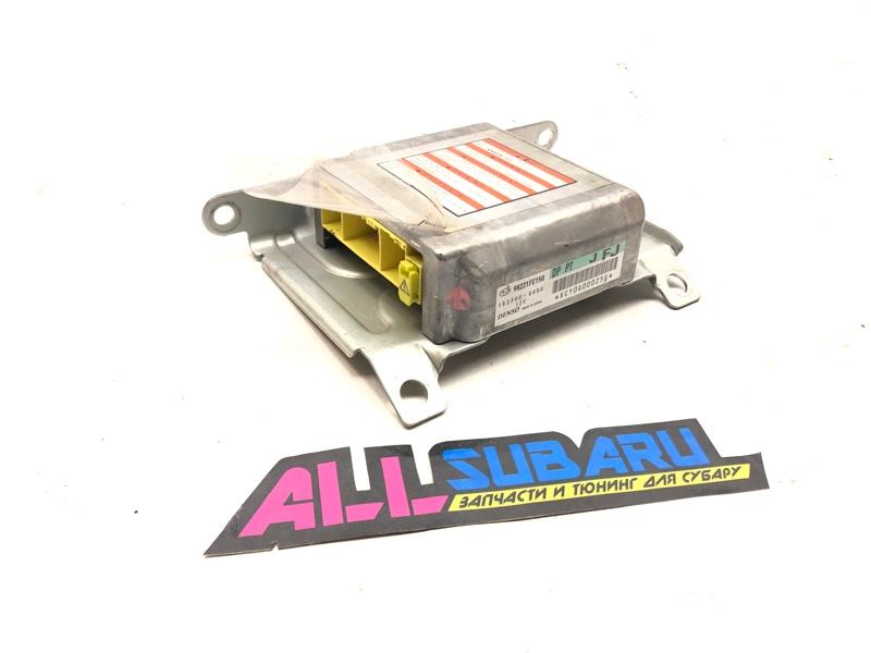 Блок управления airbag, srs Subaru Impreza Wrx Sti GD EJ205 2000 (б/у)