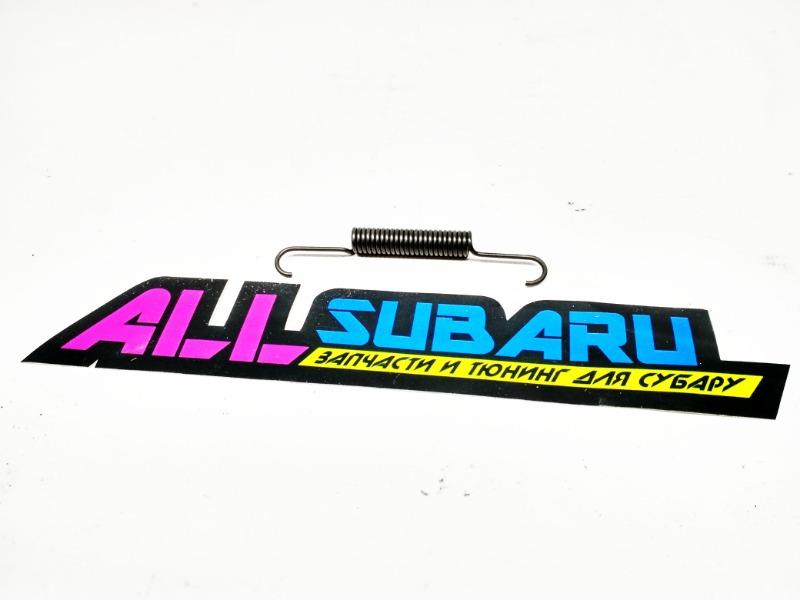 Пружина колодок ручника Новое Subaru Impreza Wrx Sti GD 1996 задняя