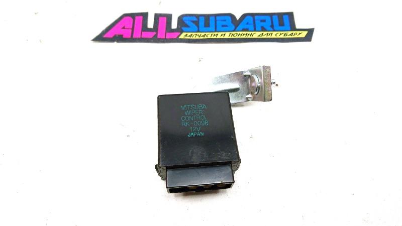 Блок управления стеклоочистителем Subaru Forester SG EJ255 2003 (б/у)